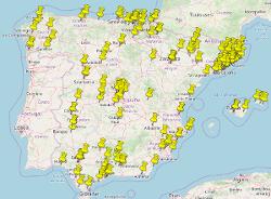 Mapa BdTs